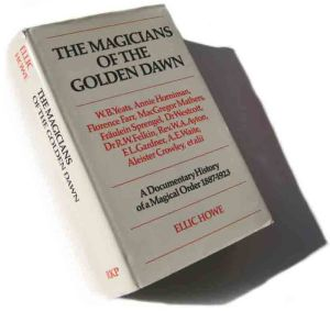 Ellic Howe — the Magicians of the Golden Dawn, W.B. Yeats, Annie