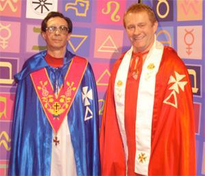 Reformatörerna Jean-Pascal Ruggiu & David Griffin