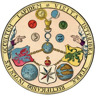 Smaragdtavlans emblem